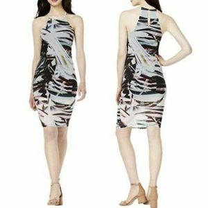 Bar III bodycon multicolor Dress BNWT sz XXS